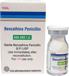 Benzathine benzylpenicillin - EBSCO Information Services