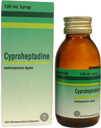 Buy Cheap Generic Cyproheptadine