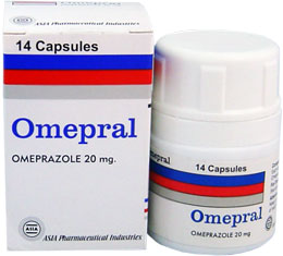 Omepral  20